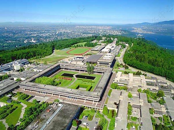 英属哥伦比亚大学 名校风采 高清图片